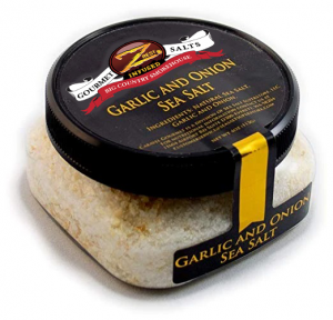 Garlic and Onion Sea Salt