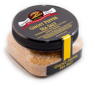 Ghost Pepper Sea Salt