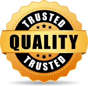 Trusted Quality seal