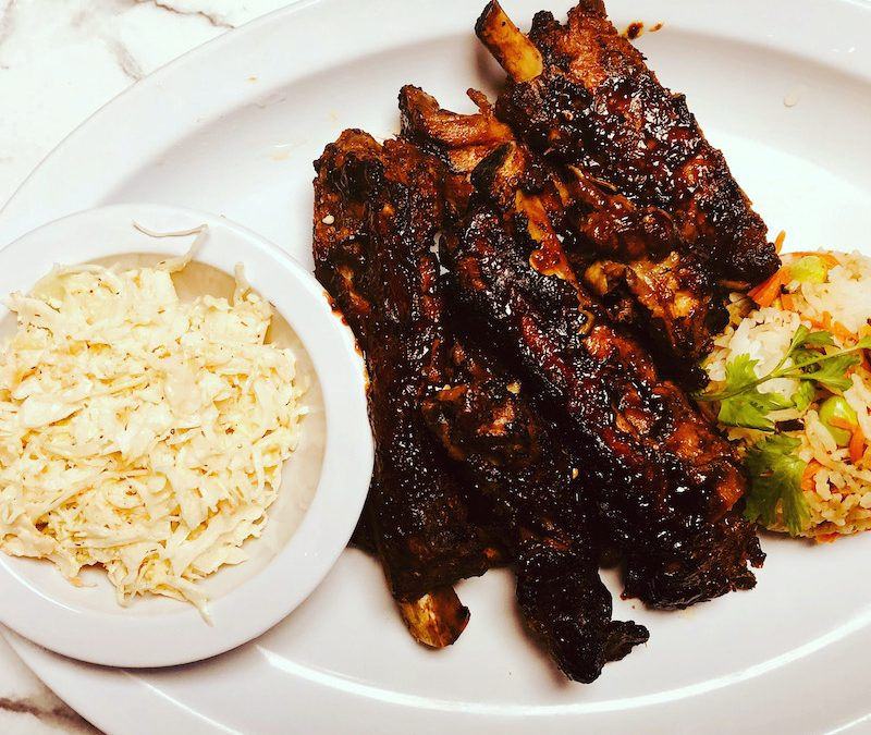 Big Country Smokehouse Slow Cooker Baby Back Ribs